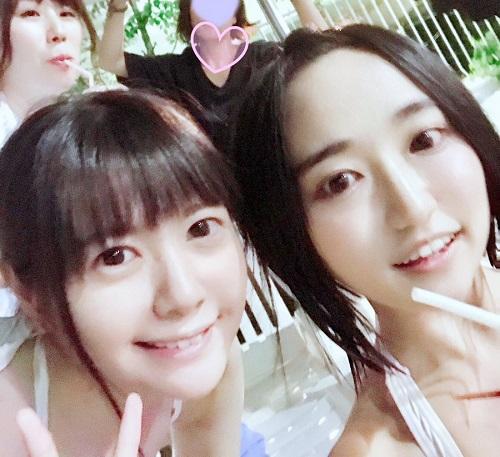 竹達彩奈さんと悠木碧さんの百合営業がこちらwww