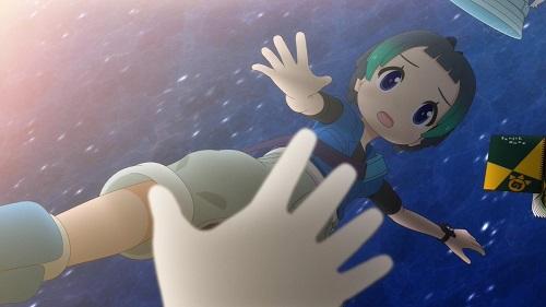 【画像】けもフレ2のキュルルさん、海に落ちて喜ばれるwww