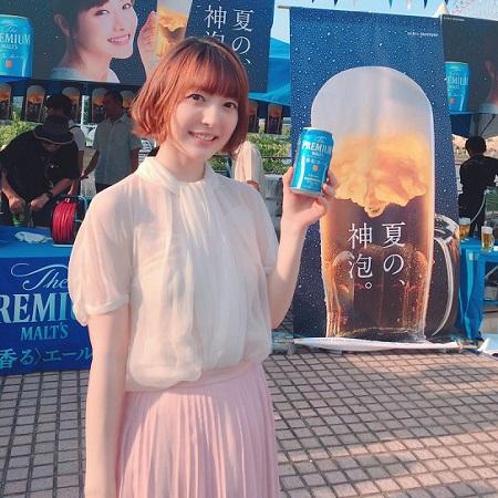 【朗報】花澤香菜さん、プレミアムモルツのCMで新井貴浩や石原さとみと共演!