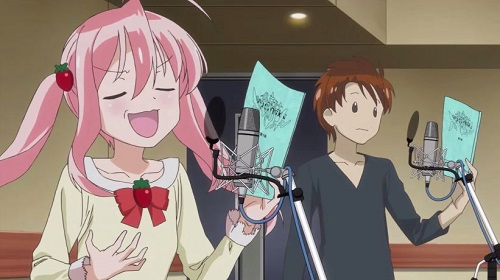 いうほどアニメの棒読み気になるか?