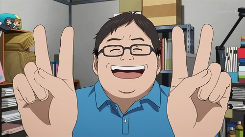 アニメ序盤「明るい!楽しい!」俺「好き」アニメ終盤「シリアス!追いつめられる主人公達…そこからの大団円!」←いらねえ…