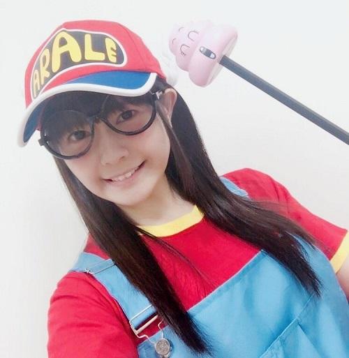【画像】竹達彩奈(28)がアラレちゃんコスした結果www