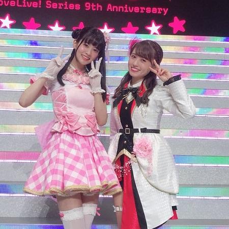 【朗報】逢田梨香子さん、大西亜玖璃さんに応援LINEを送っていた