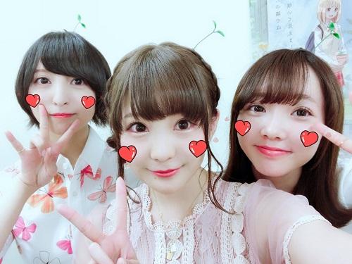 【画像】高橋未奈美さんの衣装と佐倉綾音さんの着衣お胸エッッッ!w