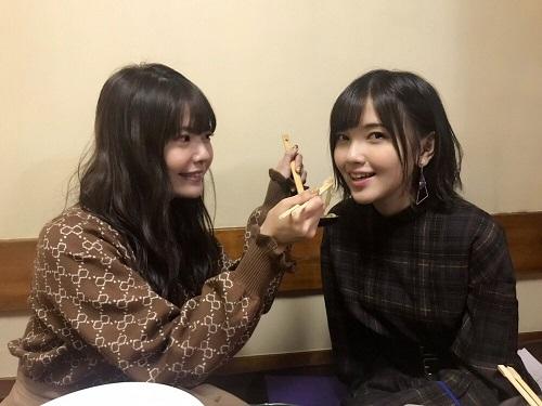 【画像】竹達彩奈さんと鬼頭明里ちゃんのツーショットが可愛すぎるwww
