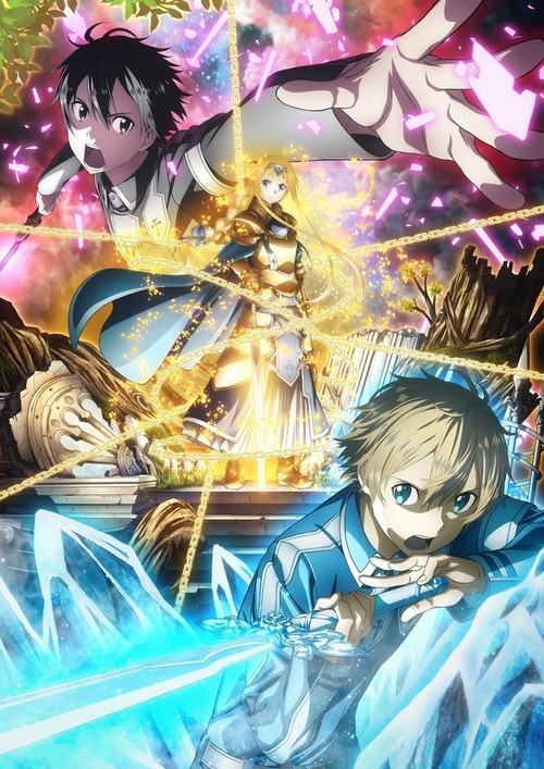 【朗報】秋アニメにて、ラノベの王「SAO」、古豪「禁書」、なろう最終兵器「転スラ」が激突www