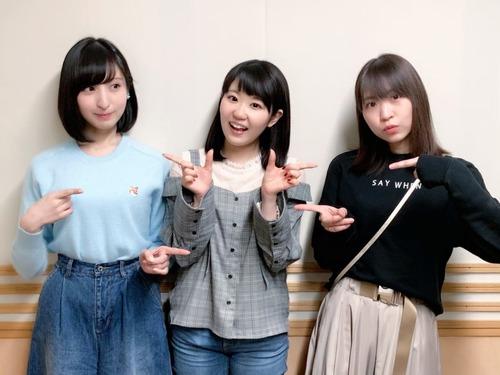 【画像】佐倉綾音さん、東山奈央さん、大西沙織さんが可愛いwww
