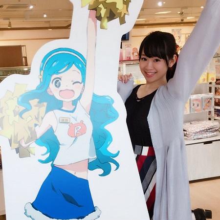 【祝】うまるちゃん声優の古川由利奈さんが結婚!マジかよ横になるわ…
