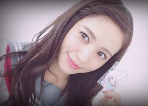 声優界一の美女の異名をもつ逢田梨香子さんの画像www