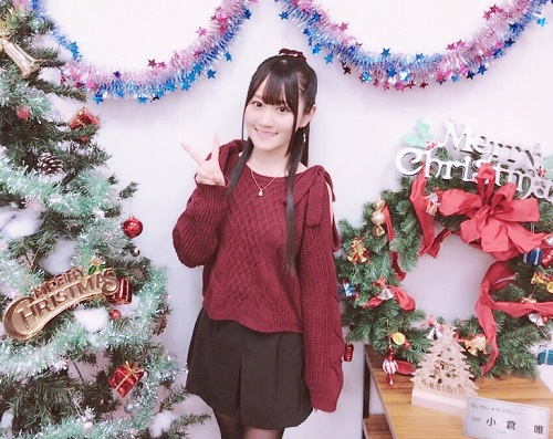 【悲報】小倉唯ちゃん、クリスマスを友達と過ごす模様・・・