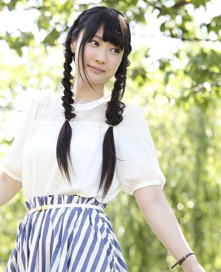 【朗報】若手声優の優木かなさんが可愛い件www