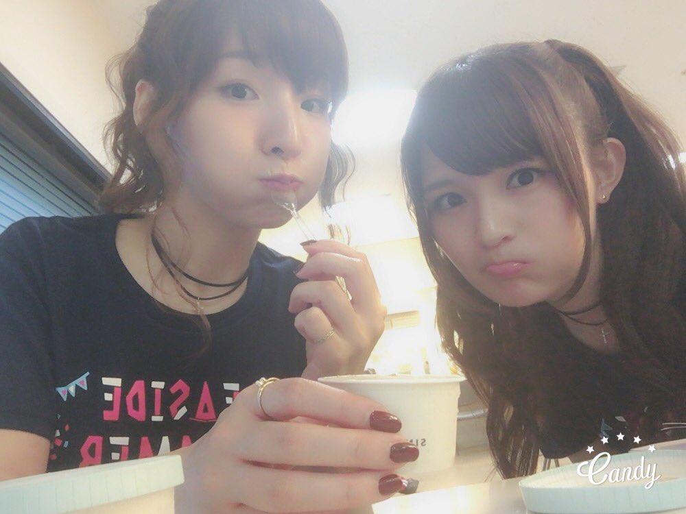【朗報】洲崎綾さん、西明日香さんにキスをしてしまうwww