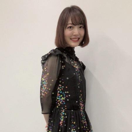 【画像】花澤香菜さん、宇垣美里さんと写真を撮る