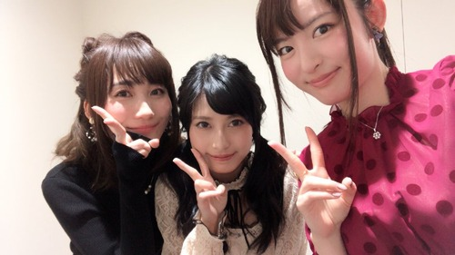 【画像】ケムリクサ声優の小松未可子さん、清都ありささん、鷲見友美ジェナさんが美人過ぎるwww