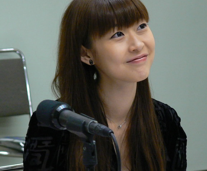 能登麻美子という美人声優www