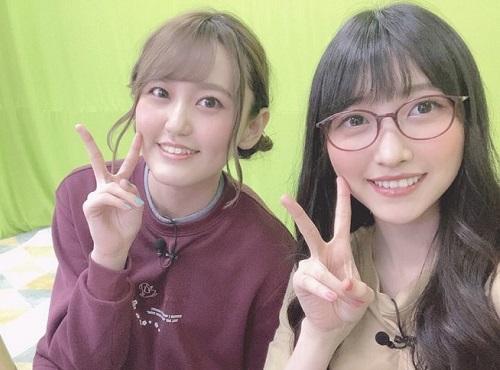 【画像】山崎エリイちゃん、眼鏡姿がクソ可愛いw