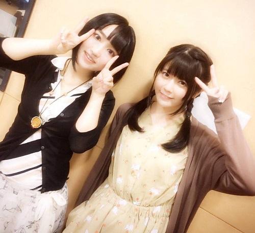 【画像】竹達彩奈さんと悠木碧さん、ヱロ本の表紙を飾ってしまう