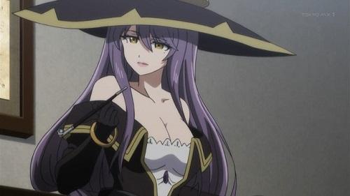 ゴブリンスレイヤーに出てくる魔女の声とか喋り方めちゃくちゃ気持ち悪くないか?