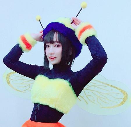 【画像】悠木碧さん、蜂になる