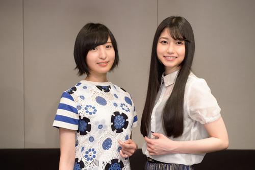 【朗報】佐倉綾音さんと雨宮天さん、アイドルより美人www