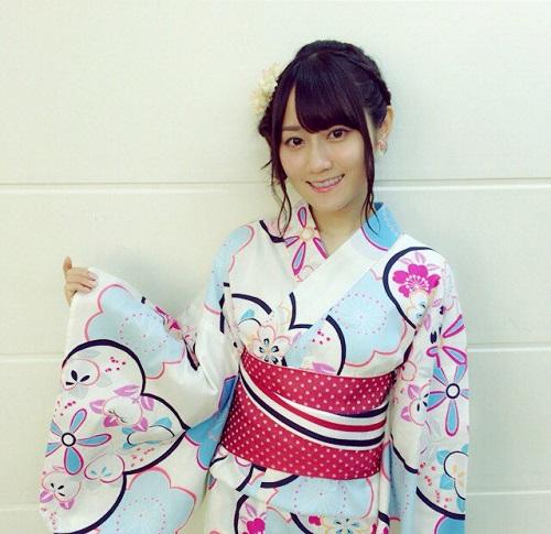 【画像】小倉唯ちゃん、浴衣姿も可愛い