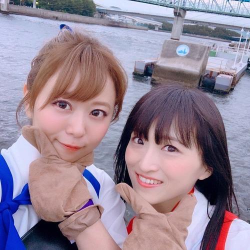 【朗報】井口裕香さんと藤田咲さん、いい年してとんでもないコスプレをさせられる