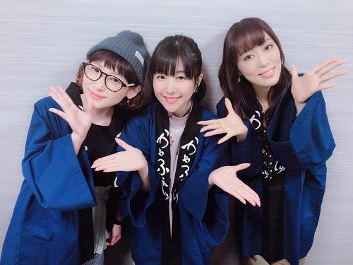 三大ワイが好きな声優「日笠陽子」「南條愛乃」