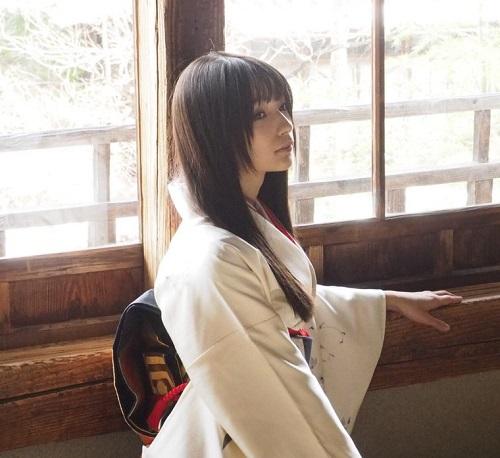 【画像】高野麻里佳さん、和服姿が最高に美しい・・・
