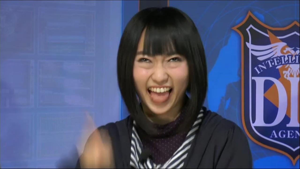 【画像】悠木碧さん、目がおかしい