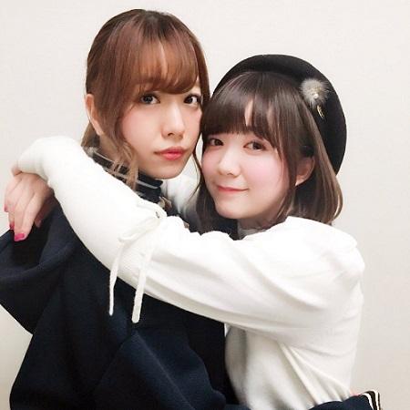 【画像】愛美さんと伊藤彩沙さん、可愛すぎる