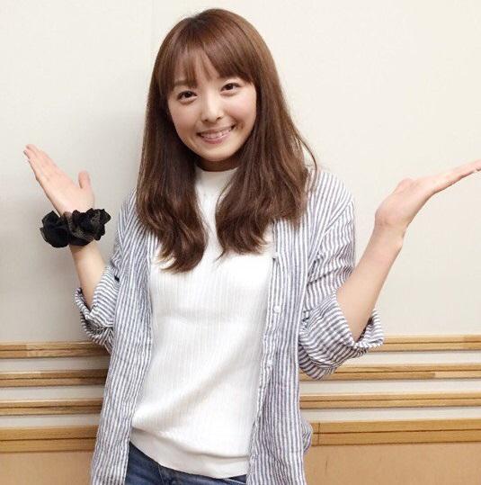 【画像】加藤英美里さん、テレビにガッツリ写り込むwww