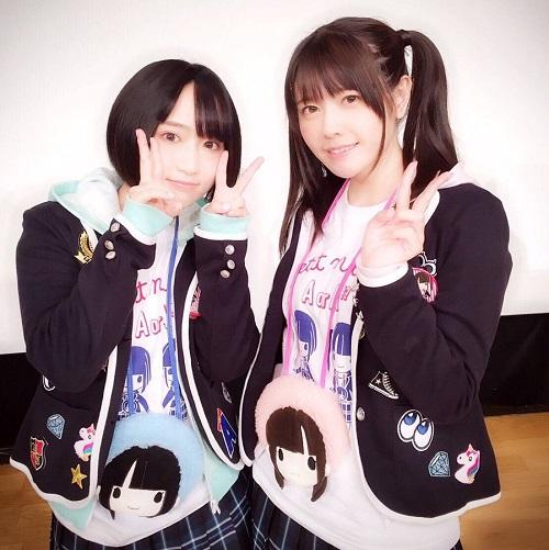 【画像】悠木碧さん、竹達彩奈さんを顔面論破www