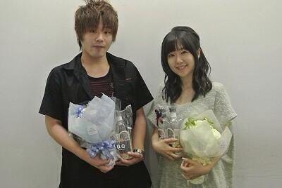 松岡禎丞と茅野愛衣のカプ厨www