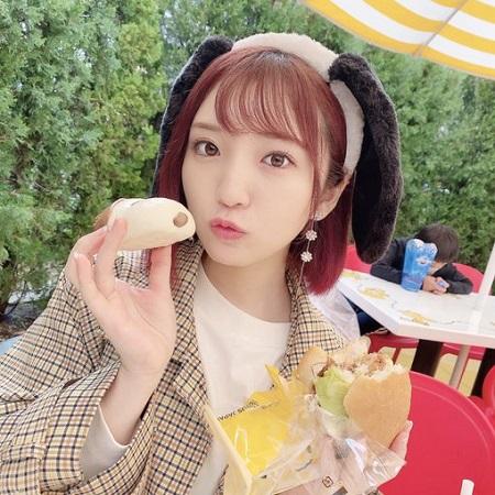 【朗報】豊田萌絵さん、人生初のUSJに行く