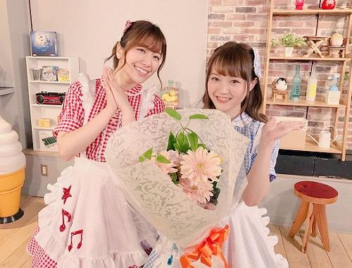 【朗報】愛美さん、研音へ移籍する尾崎由香へ涙のエールを贈る