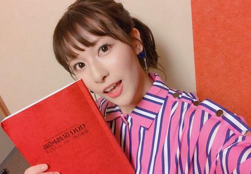 伊波杏樹(顔◎胸◎声◎歌◎演技力◎)