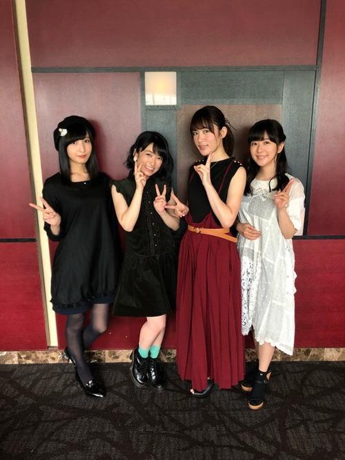 【画像】黒沢ともよさん、佐倉綾音さんら美人声優4人が一堂に会するwww