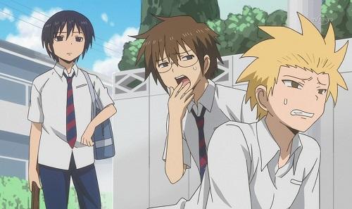 男子高校生の日常ってアニメの思い出www