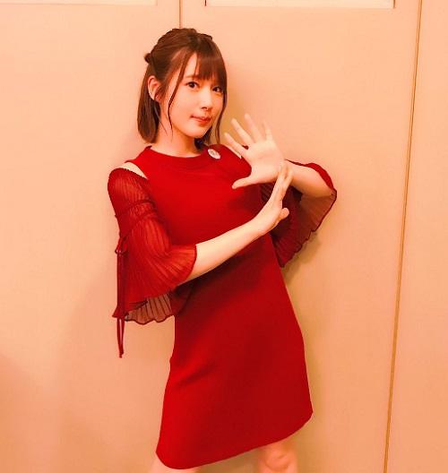 【画像】内田真礼ちゃんの上半身www