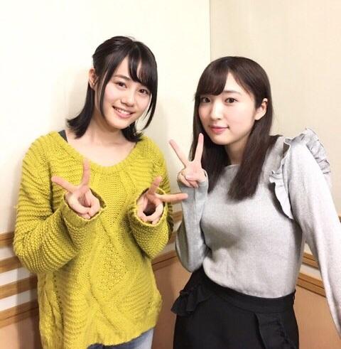 【画像】伊藤美来ちゃんと豊田萌絵ちゃんが可愛すぎるんだがwww