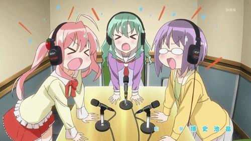 ワイ「声優ラジオでも聞くか」声優「いたずら心わくわくしてますか?」「こんばんてん」「シャッス!」