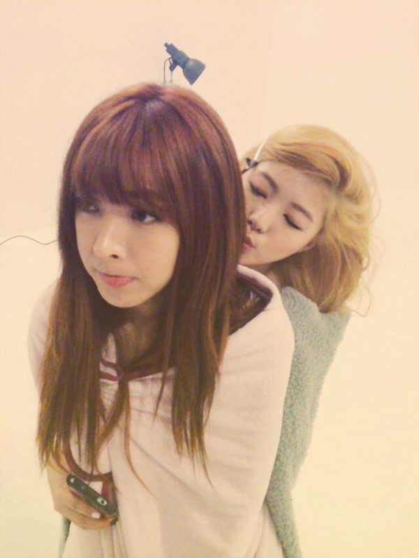 アリス&ソヨン