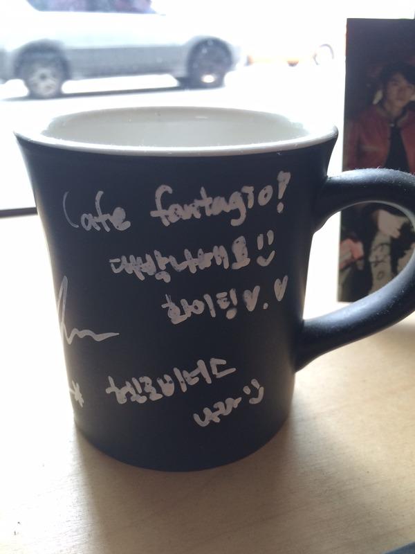 cafe fantagio