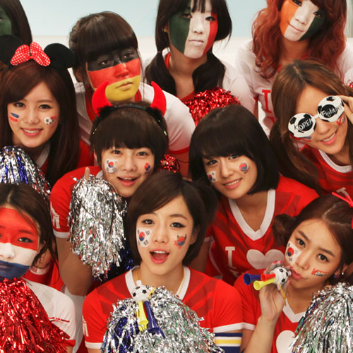 T-ARA - 「We are the one」