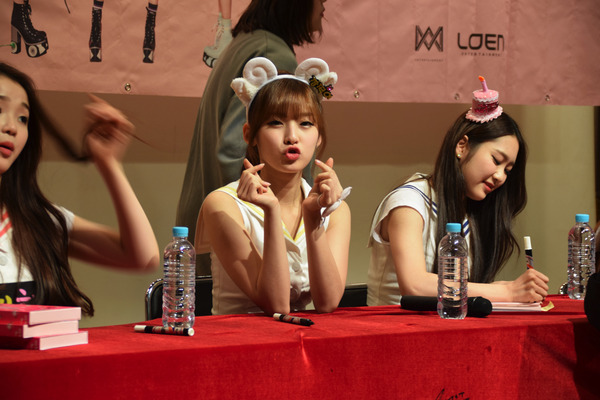 OH MY GIRL #66