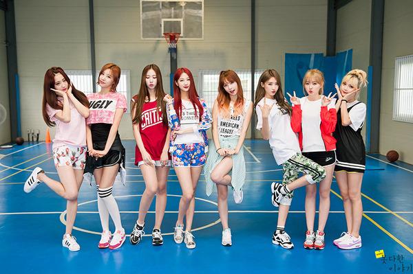 Nine Muses CAST