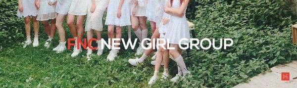 FNC NEW GIRL GROUP