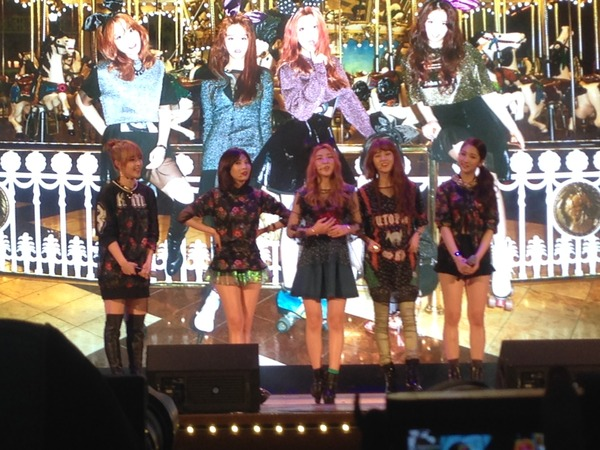 4Minute Showcase