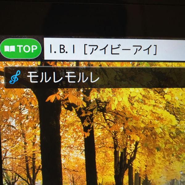 I.B.Iカラオケ