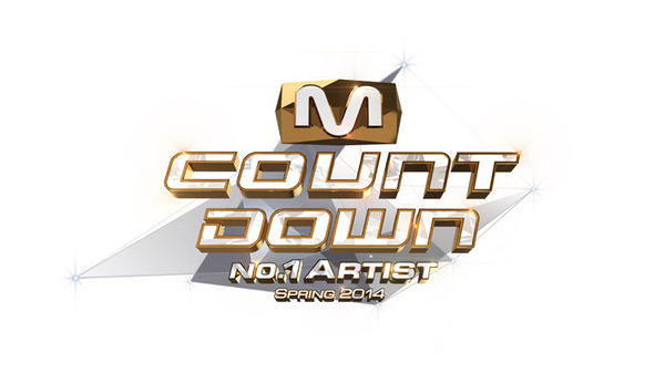 M COUNTDOWN No.1 Artist of Spring 2014